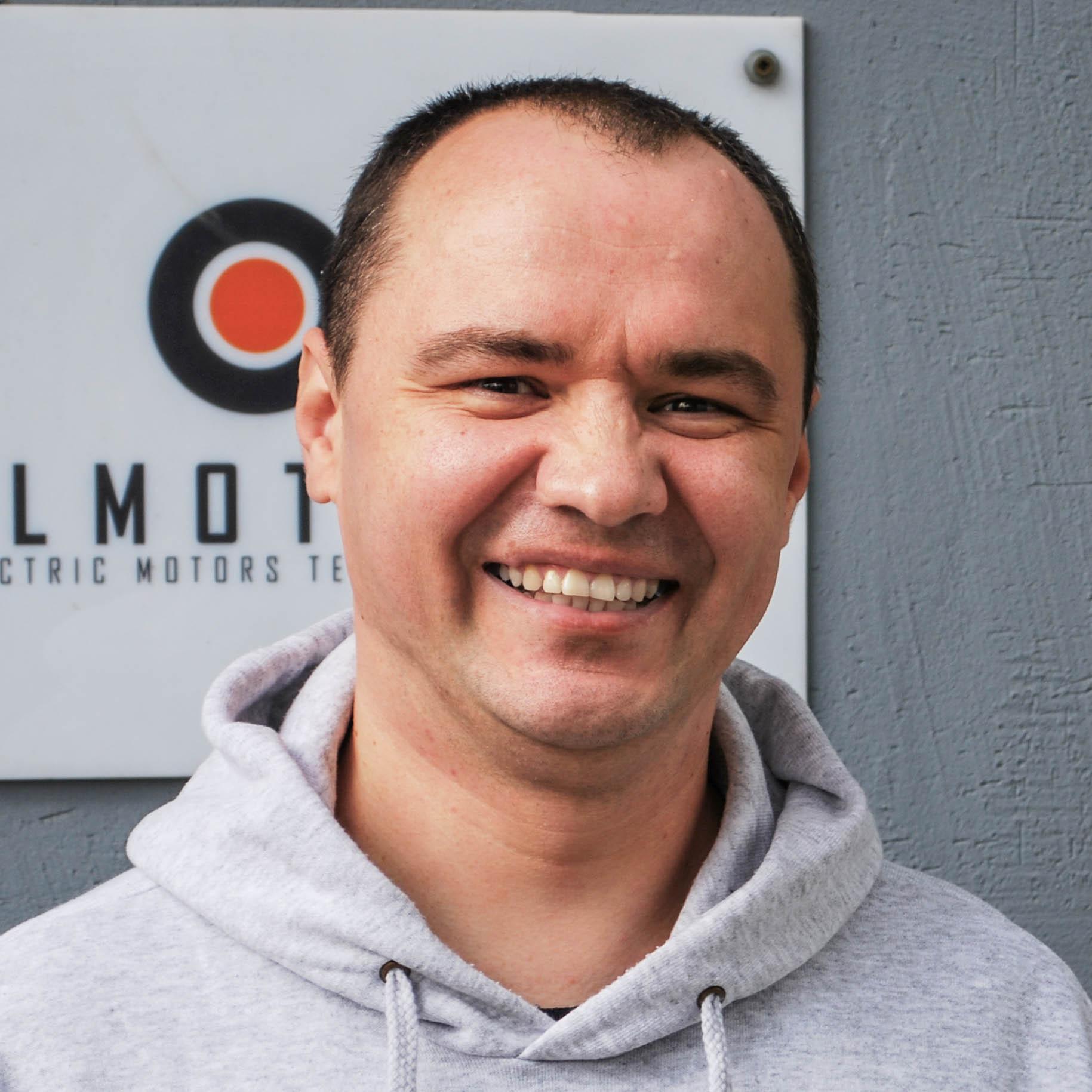 Denis Kolomoets